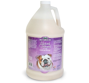 Biogroom Natural Oatmeal Anti-Itch Creme Rinse Conditioner - 3.8 lts