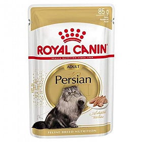 Royal Canin Persian Cat Food 85 gm - 12 Pouches