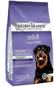Arden Grange Adult Large Breed Dog Food -12 kg