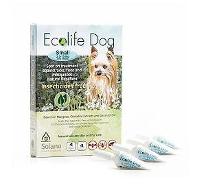 Ecolife Dog Care Spot On - Small