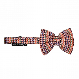 Mutt of Course Toffee Dog Bow Tie- Small