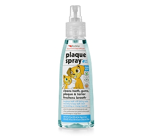 Petkin Plaque Spray Cool Mint For Cat - 120 ml