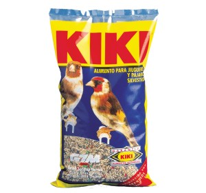 Kiki Linnets And Gold Finch Food 500 gm