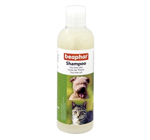 Beaphar Tea Tree Oil Shampoo For Dog & Cat - 250 ml
