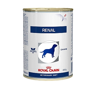 Royal Canin Veterinary Diet Renal Dog Canned Food - 420 Gm