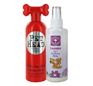 Pet Head Life's an Itch Soothing Dog Shampoo - 475 ml With Deodorant