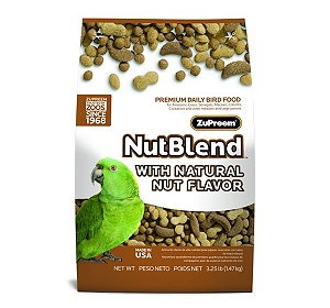 ZuPreem Nut Blend Food For Parrot  - 1.47 Kg