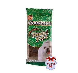 Extra Fresh Dental Pure Dog Treat Phoenix 5 in 1 (Pack Of 3)