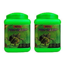 Taiyo Pro Rich Turtle Food  - 60 gm (Pack Of 2)