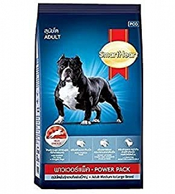 Smart Heart Dry Dog Food Power Pack Adult - 3 Kg