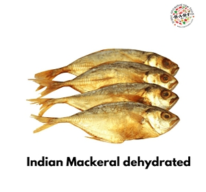 BARF Dehydrated Mackerel Dog Treat - 100 gm