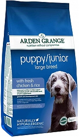 Arden Grange  Large Breed Puppy Junior Food -2 kg