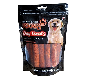 Fekrix Munchy Kebab Meat Dog Treat - 450 g