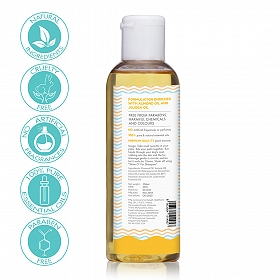 Papa Pawsome Shine O' Fur Massage Oil for Dog - 250 ml