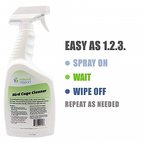 Trixie Cage Cleaning Spray for Small Animal Homes - 500 ml