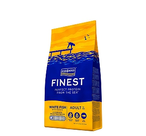 Fish4Dogs Finest Ocean White Fish Adult Dog Food - 12 Kg