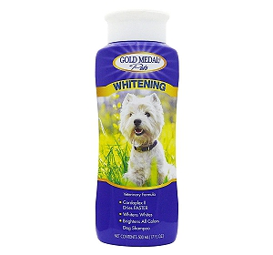 GOLD MEDAL Pets Whitening Shampoo For Dog - 500 ml