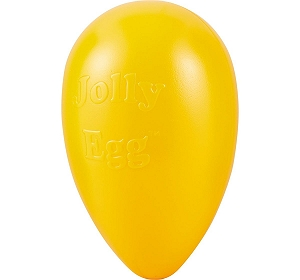 Jolly Pets  Jolly Egg Dog Toy Yellow - 20.3 cm