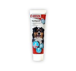 Beaphar Double Action Dog Toothpaste - 100 gram