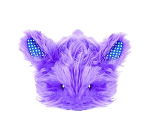 Petstages Nighttime Glow in the Dark Cuddle Toy - 21 cm