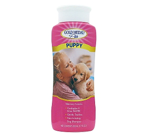 GOLD MEDAL Pets Shampoo For Puppy - 500 ml