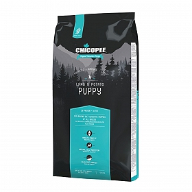 Chicopee Holistic Nature Line Dry Dog Food Puppy Lamb & Potato - 12 Kg