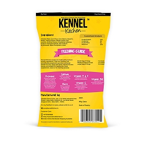 Kennel Kitchen Meat Jerky - 100 gm (Pack Of 4)