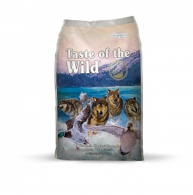 Taste of the Wild Wetlands Canine Recipe with Roasted Fowl - 12.2 kg