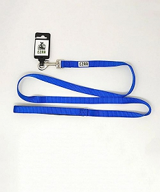 Ezra Double Thick 25 mm Dog Leash - Blue