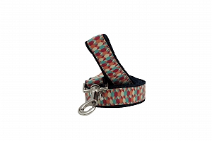 Mutt of Course Candy Barrr Leash for Dogs- Medium
