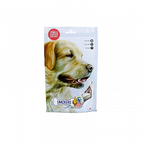 Snackers Penne N Chicken Cod Dice Dog Treat - 70 gm