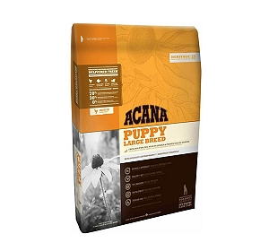Acana Puppy Large Breed Food - 17 Kg
