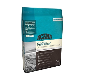 Acana Wild Coast Dog Food - 17 Kg