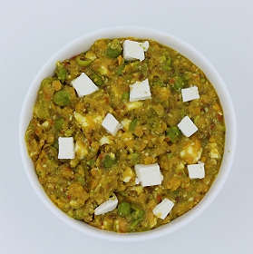 FurrMeals Small Furry Weekly Chicken & Veg Plan (Herbed Chicken & Rice  + Fresh Cottage Cheese & Peas) - 200 gm (Pack of 14)
