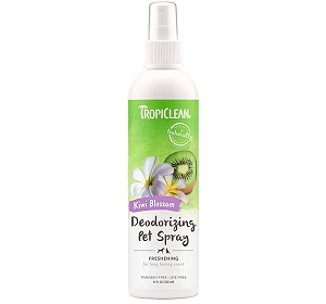 Tropiclean Kiwi Blossom Deodorizing Pet Cologne Spray - 236 ml