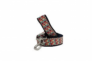 Mutt of Course Candy Barrr Leash for Dogs- Large