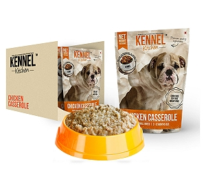 Kennel Kitchen Puppy Small Breed Chicken Cassrole - 300 gm (Pack Of 3)