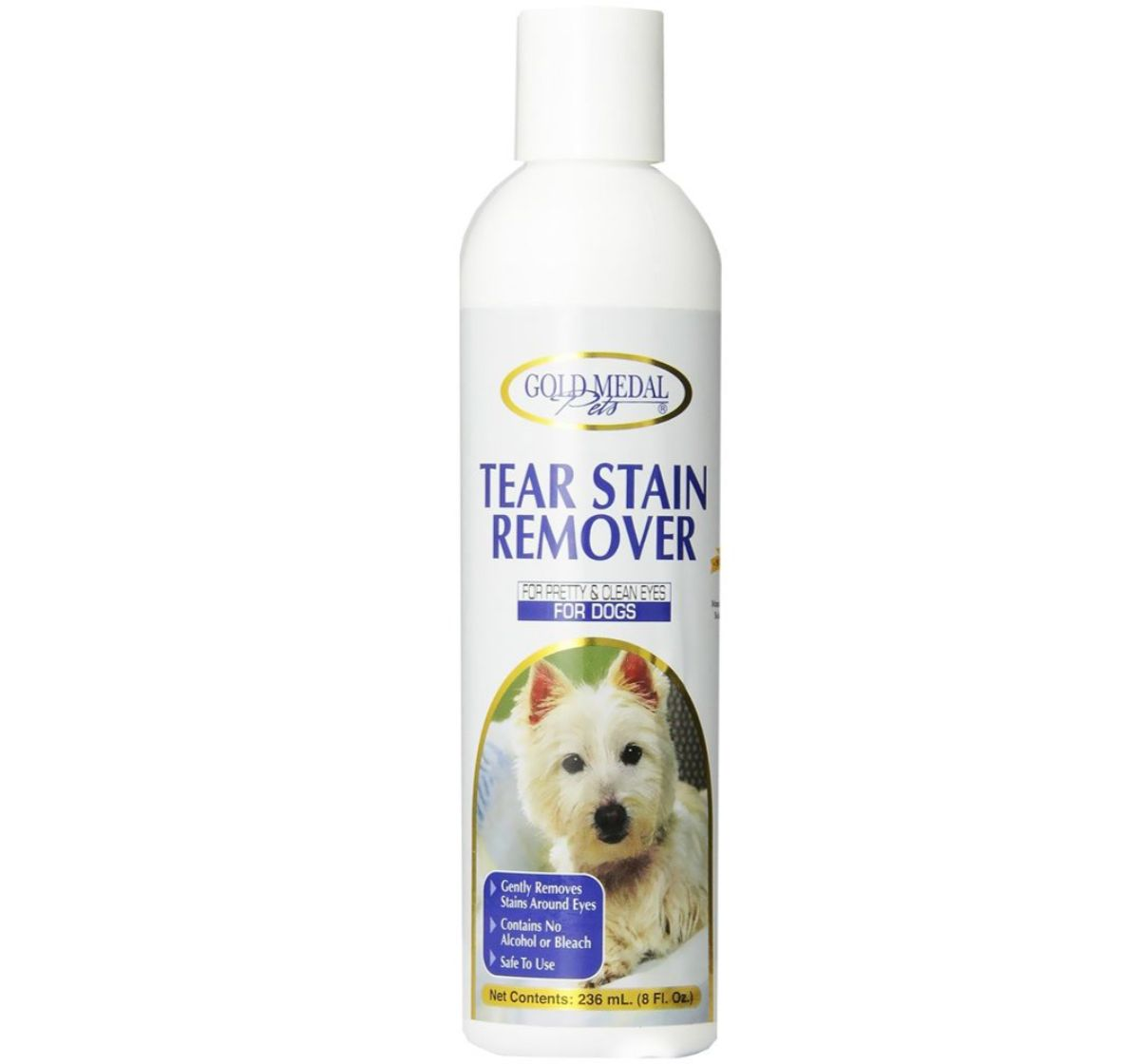 Gold Medal Tear Stain Remover - 236ml