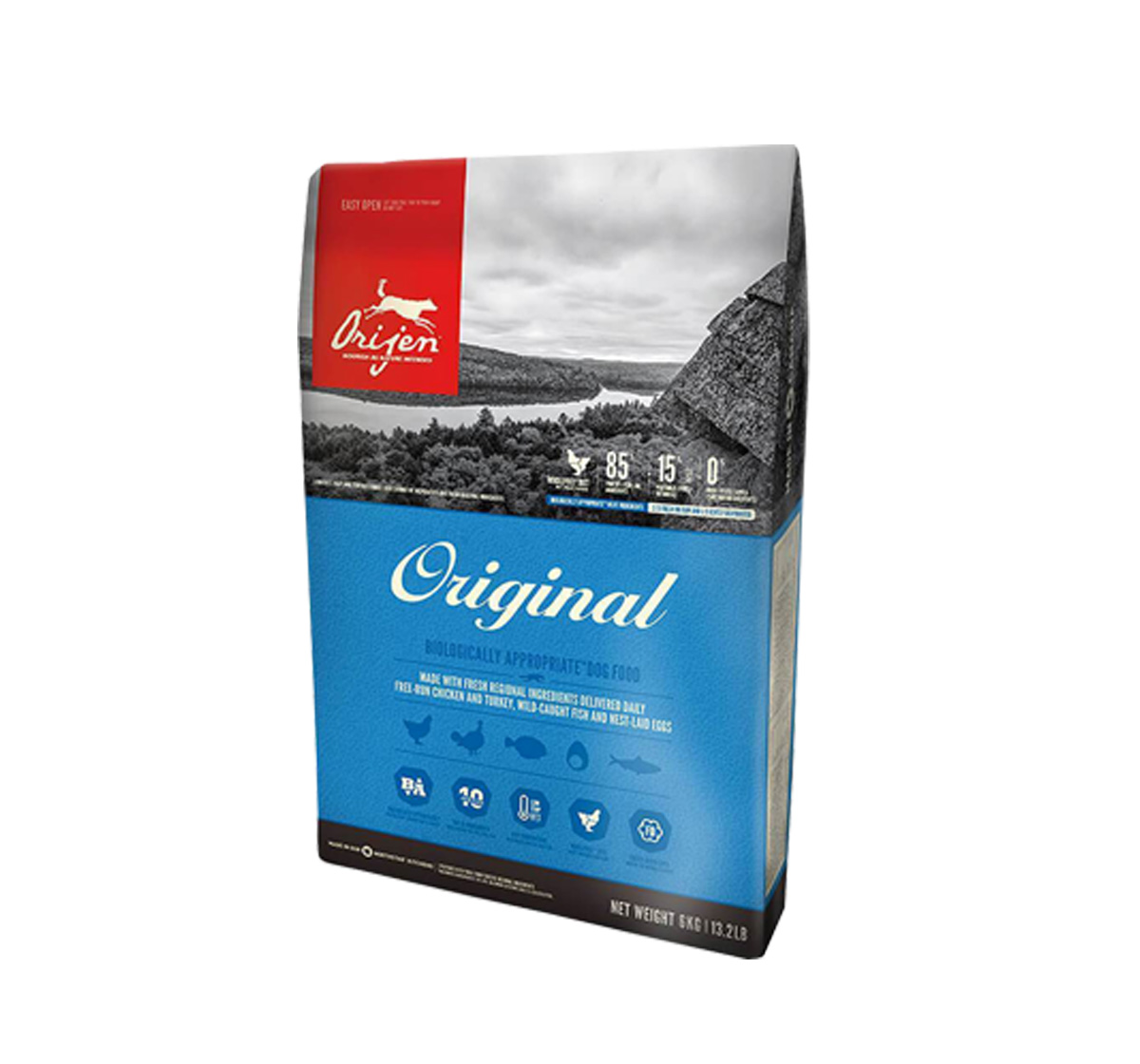 Orijen Original Dog Food - 6 kg