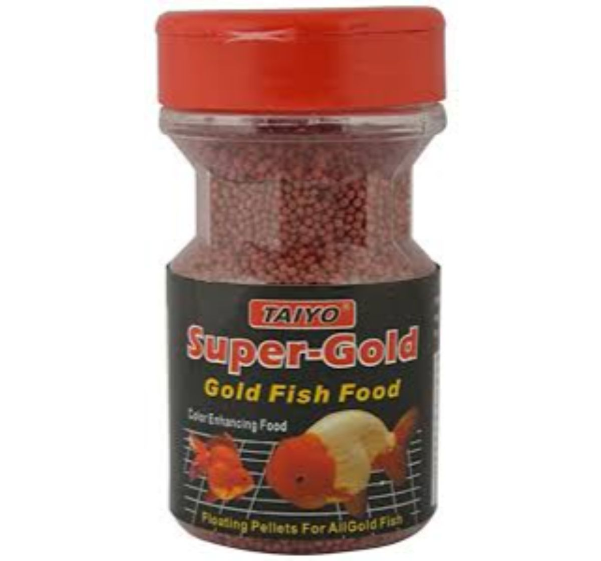 Taiyo Super Gold Fish Food - 60 gm (Pack Of 2)