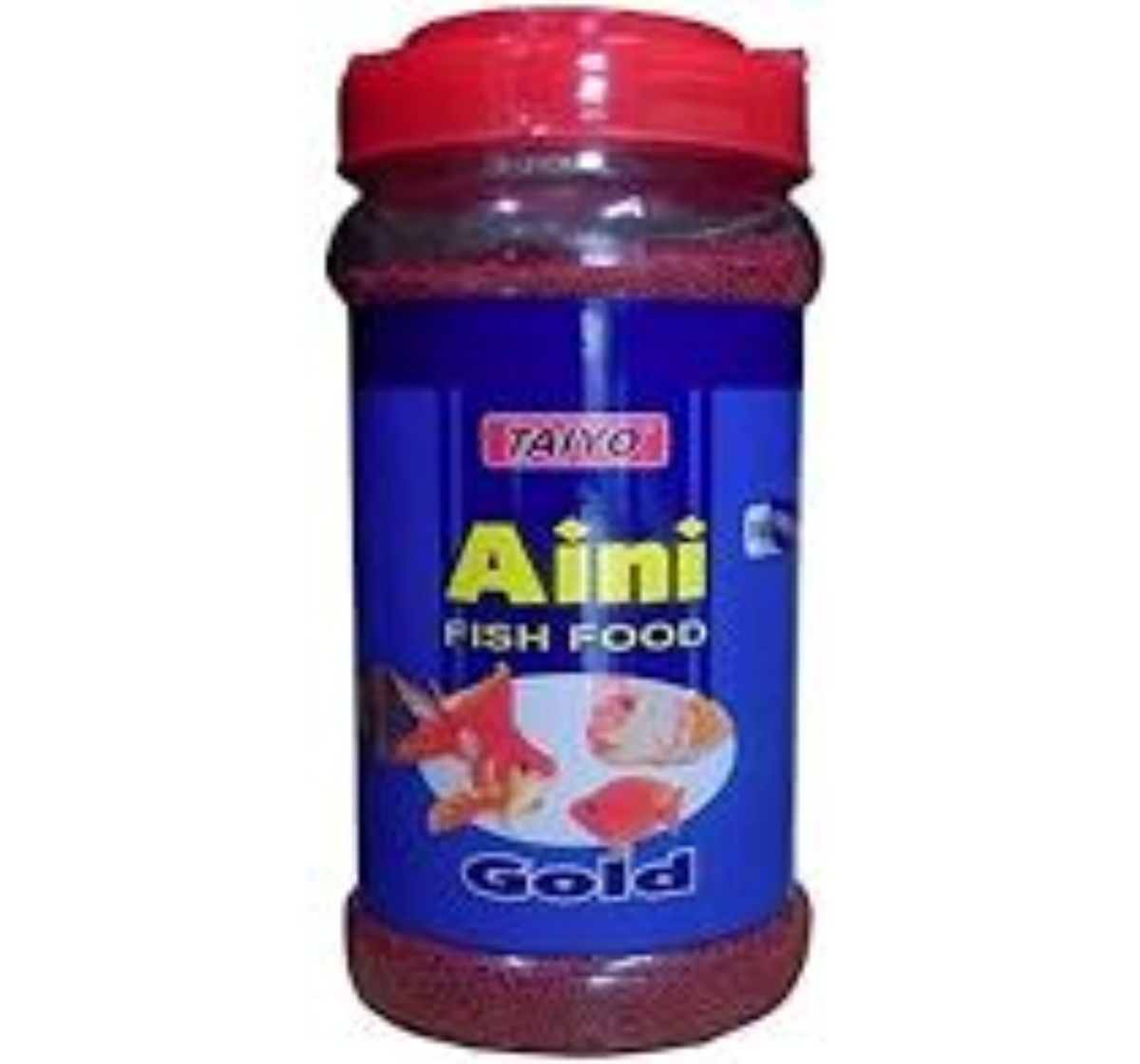 Taiyo Aini Gold Fish Food - 330 gm