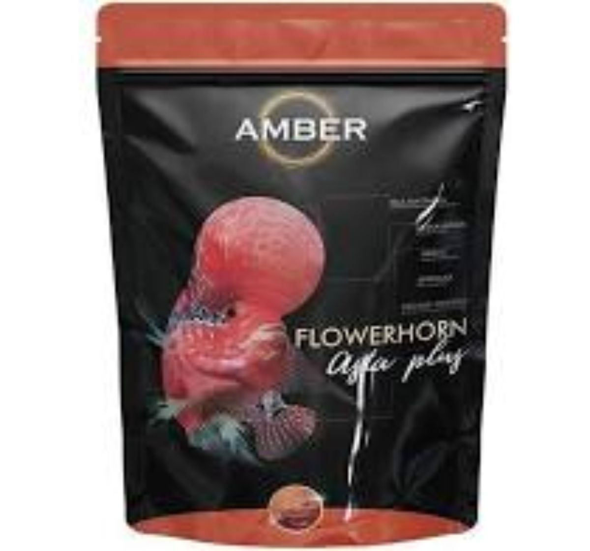 Taiyo Amber Flower Horn Asta Plus Fish Food - 100 gm