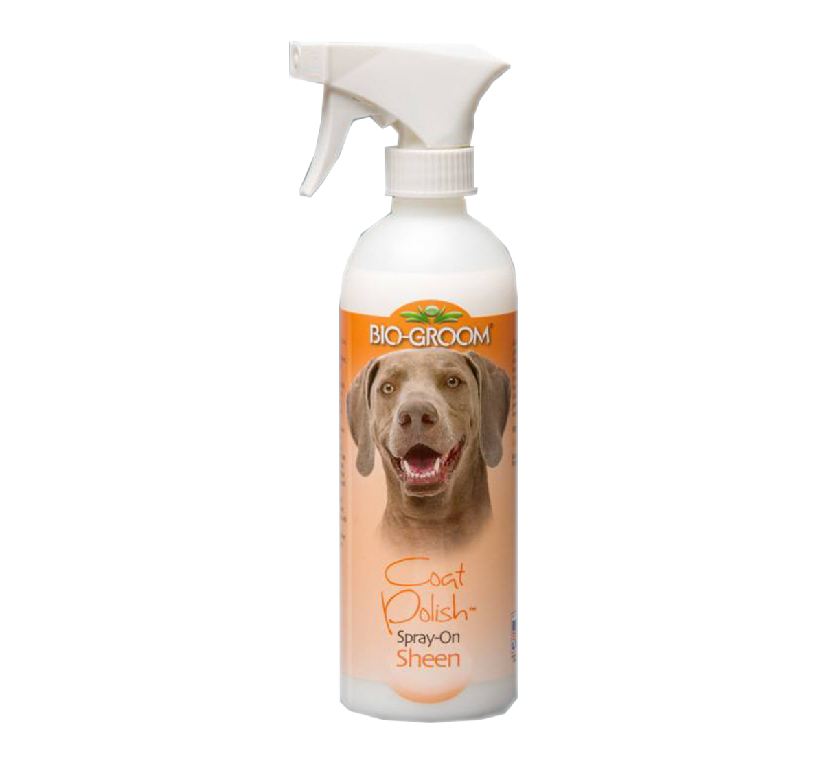 Dog Coat Polish Spray 460ml