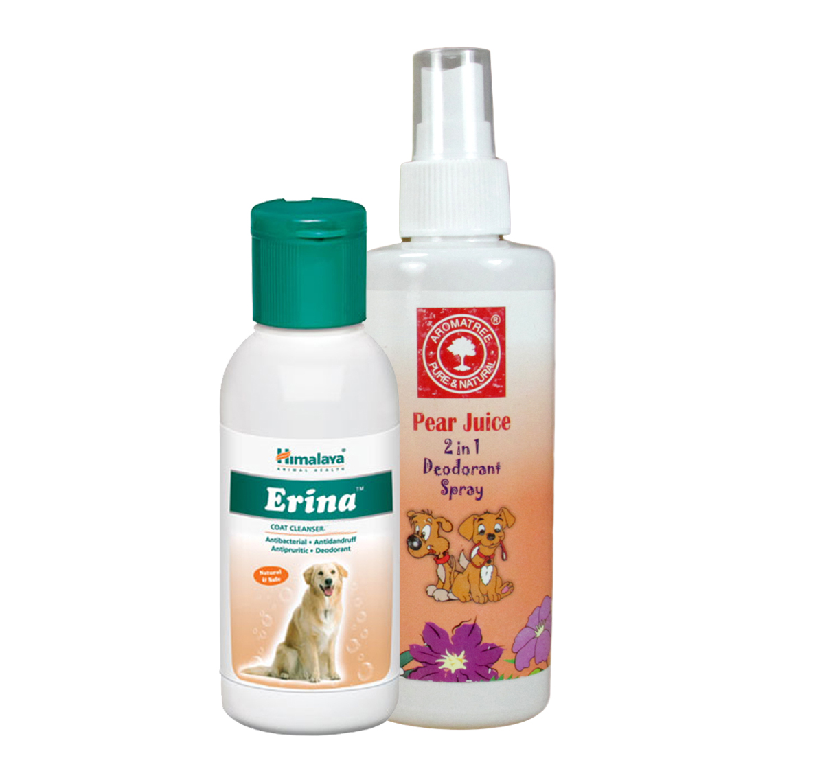 Himalaya Erina Coat Cleanser For Dog - 450 ml With Deodorant