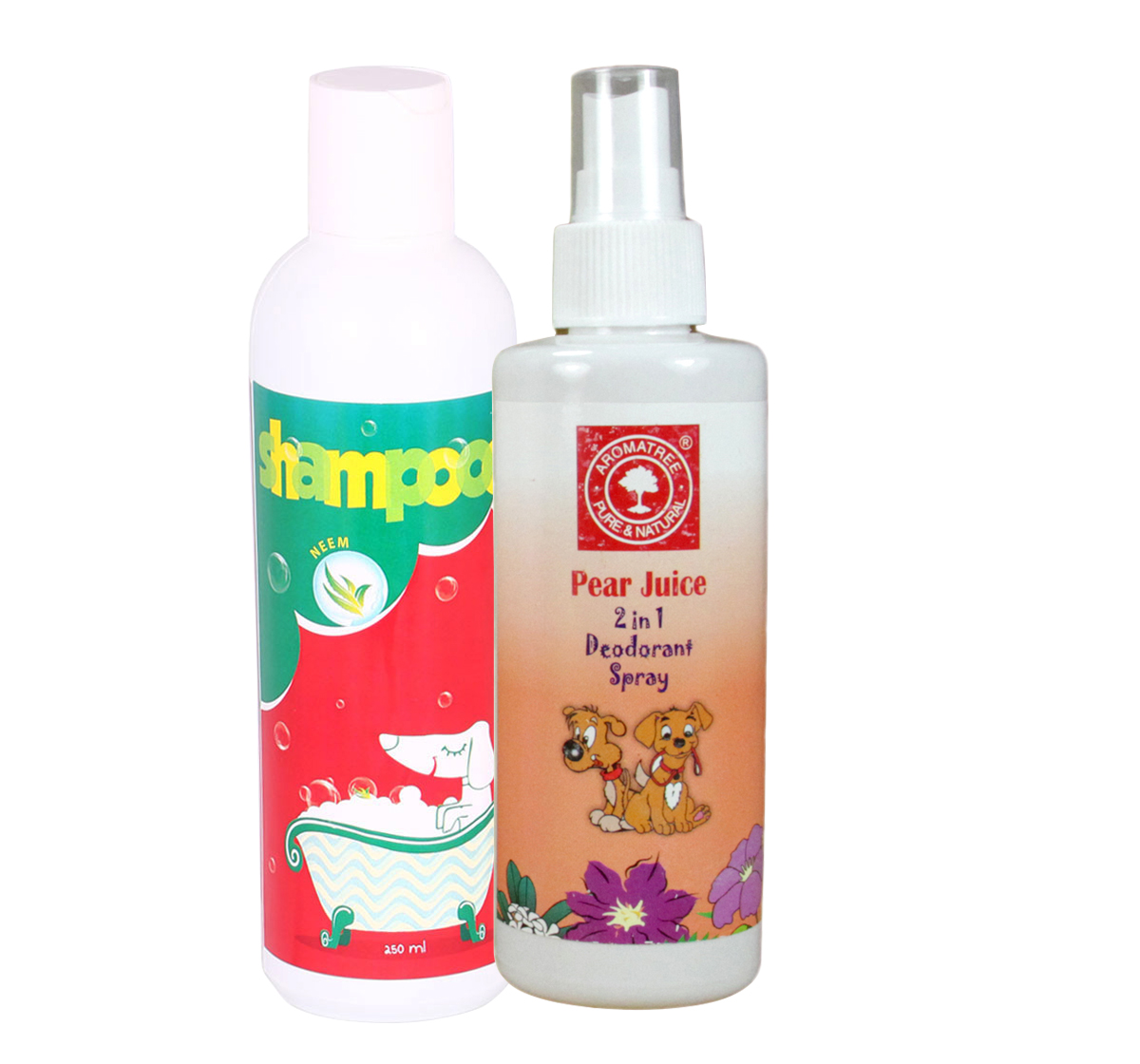 Shampooch Neem Shampoo for Dog - 250 ml With Deodorant