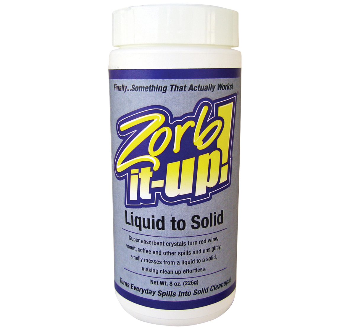 Zorb It Up Liquid to Solid converter - 226 gm