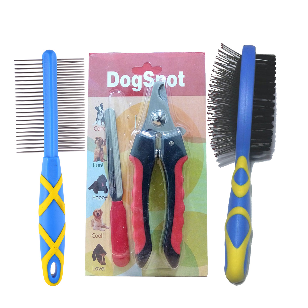 DogSpot Grooming Pack