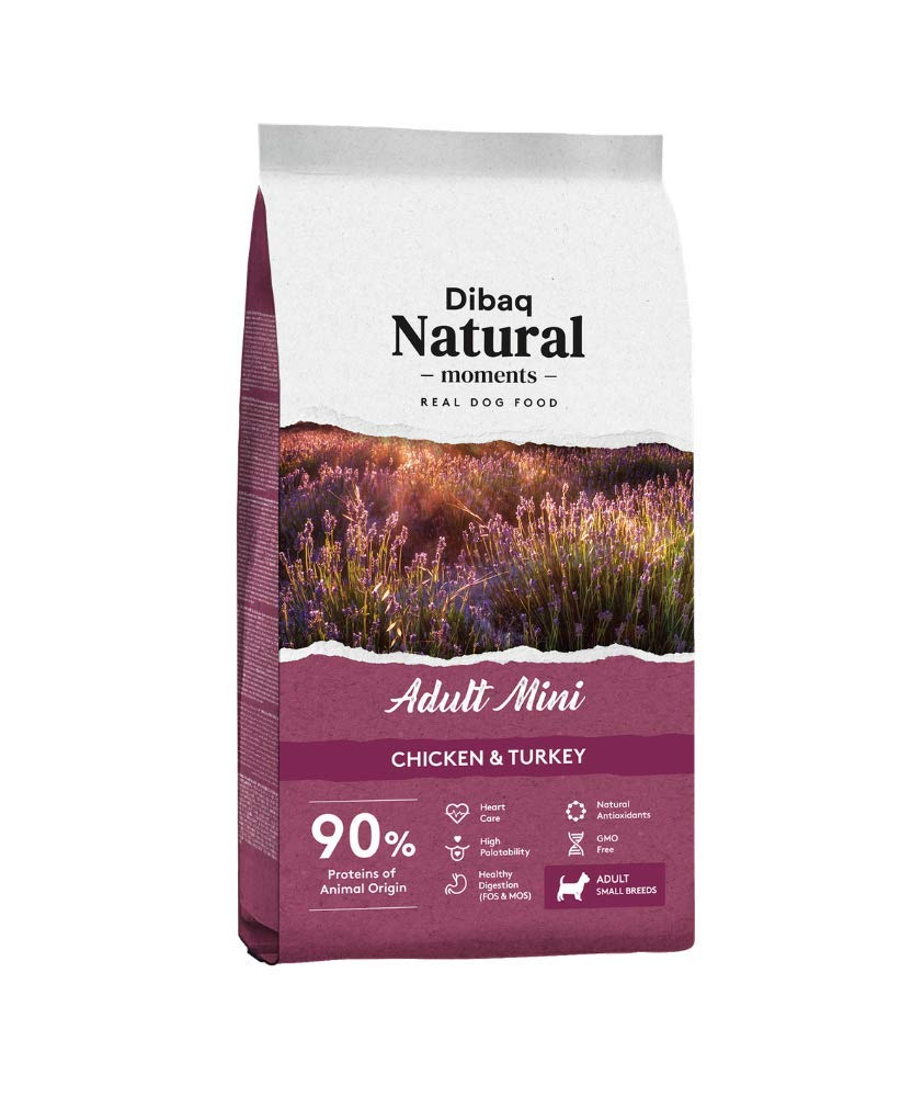 Dibaq DNM Mini Adult Dog Food - 3 Kg