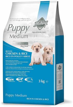 Dibaq DNM Medium Puppy Food - 3 Kg
