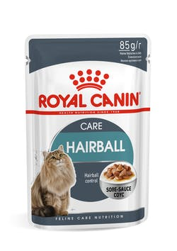 Royal Canin Hairball Care Cat Food 85 gm - 12 Pouches
